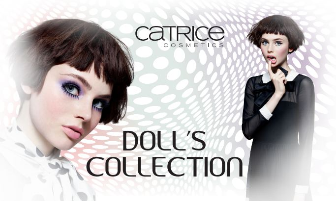 catrice limited edition Doll's Collection