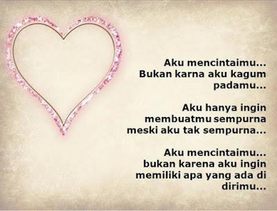 Puisi Romantis Terbaru