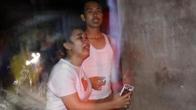 Sebanyak 82 Jiwa Tewas Akibat Gempa 7 SR di Lombok
