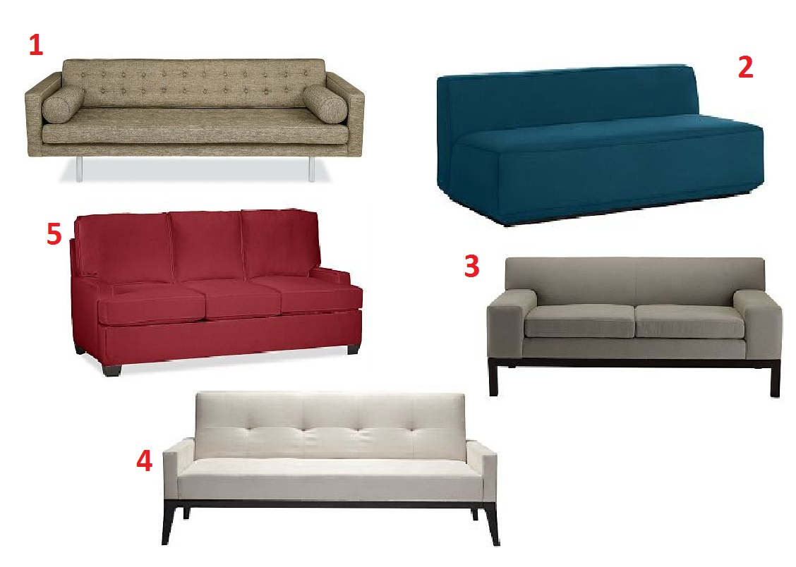 best sectional sofa under 1000 modern red sleeper apartment 528 product roundup 28 couches