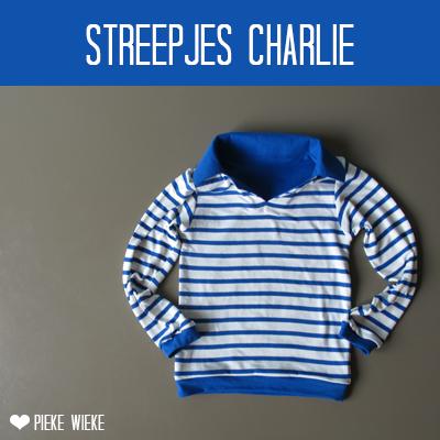 Streepjes Charlie