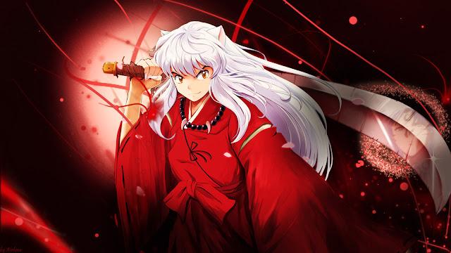 Anime Terpopuler Sepanjang Musim - Inuyasha
