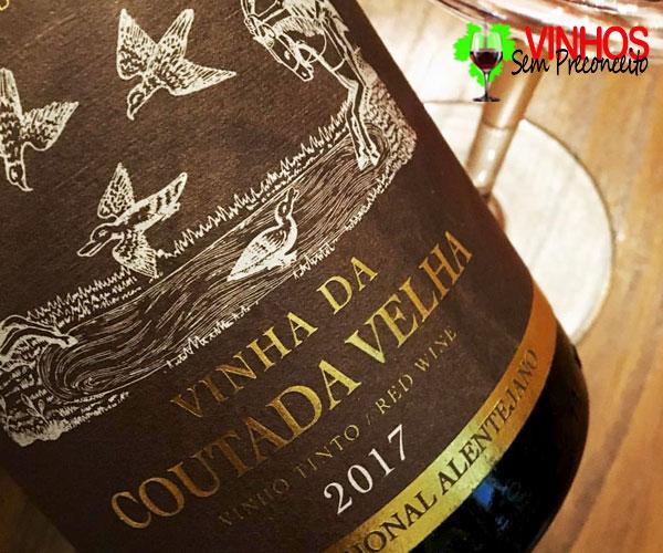 Vinho Tinto:  Vinha da Coutada Velha