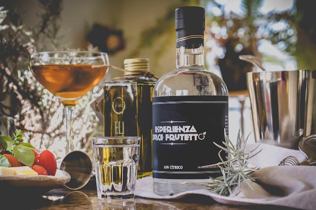 Gin Cítrico Artesanal