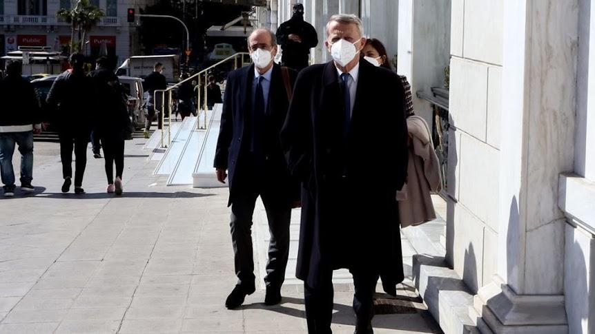 Διερευνητικές Ελλάδας - Τουρκίας: Κανένα θέμα αποστρατιωτικοποίησης νησιών