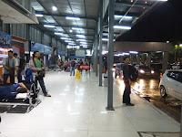 Lobby Stasiun Pasar Turi