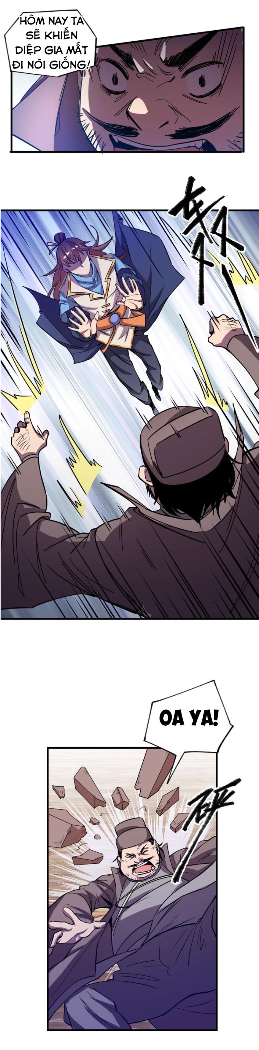 Ngự Thiên Thần Đế Chapter 28 video - Hamtruyen.vn