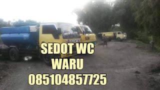 Sedot WC Waru Bima Surabaya