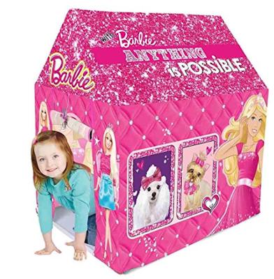 Barbie Kids Play Tent House