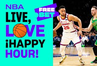 versus promocion NBA 24-27 febrero 2020