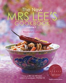 New Mrs Lee's Cookbook