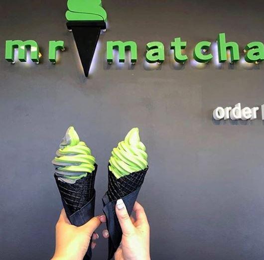 Sept. 2-9 | Mr. Matcha Offers BOGO FREE Soft Serve