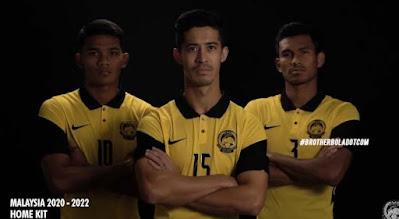 JERSI HARIMAU MALAYA 2020/2022 !