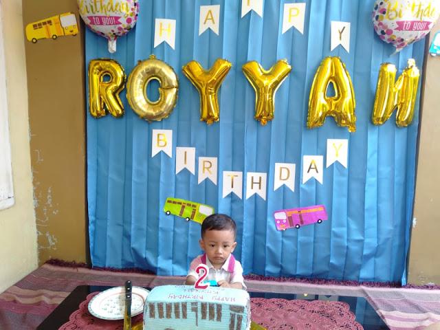 Contoh Dekorasi Acara Ulang Tahun Anak