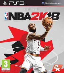 NBA 2K18 PS3 TORRENT