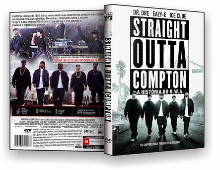Straight Outta Compton – A História do N.W.A. (2015) DVD-R OFICIAL