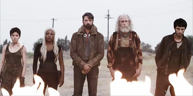 "Z Nation 4x07 ""Warren's Wedding"""