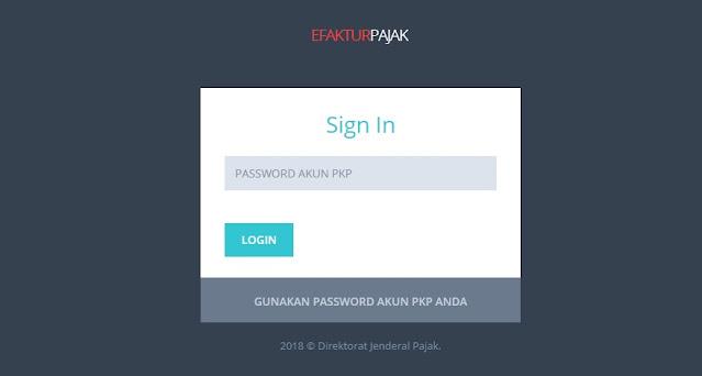 Wajib Lapor SPT Masa PPN Melalui e-Faktur Web Based
