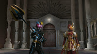 Kamen Rider Durendal & Sabela