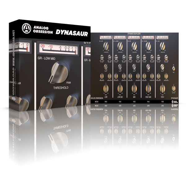 Analog Obsession DYNASAUR v1.0 Full version