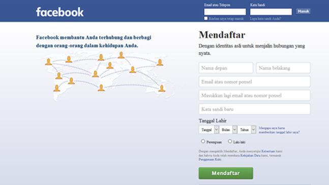 Cara Memperbaiki Font Facebook Seperti Semula