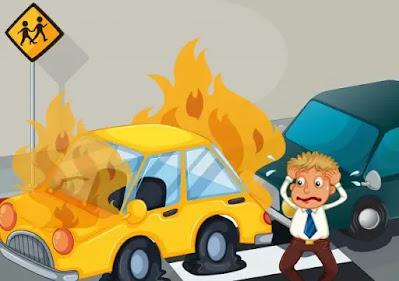 LES GARANTIES D'ASSURANCE : La garantie Vol (VOL) - La garantie Incendie (INC)