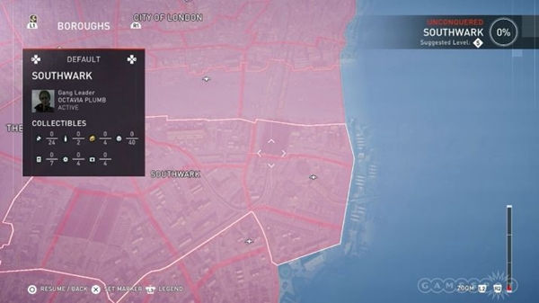 Filtran mapa de Londres para Assassin's Creed Syndicate.