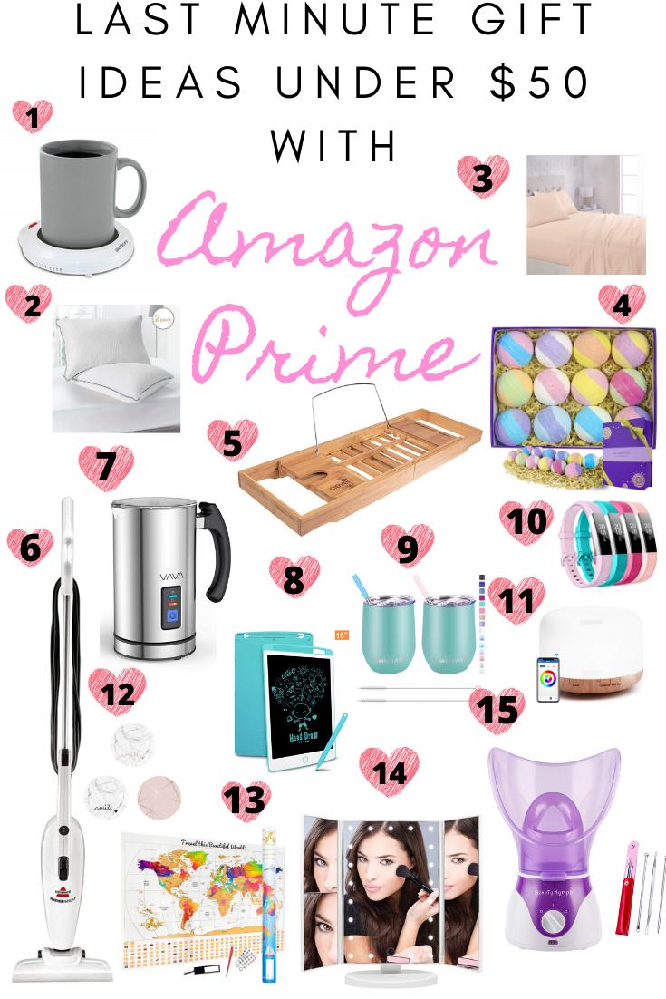 Amazon Prime Gift Guide