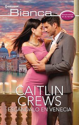 Caitlin Crews - Escándalo En Venecia
