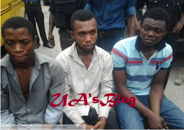 Faces Of Deadly Drivers Who Planned To Kidnap Their Boss' Wife (Photo)