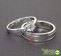 cincin kawin nikah couple terbaru