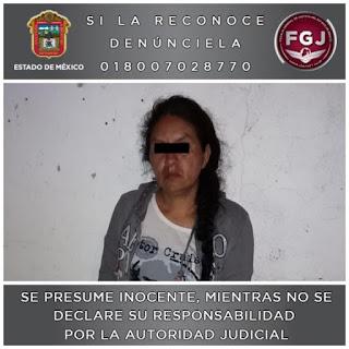 Detienen a mujer que habría sustraído una recién nacida en Naucalpan