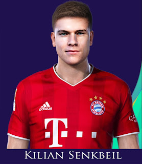 PES 2021 Faces Kilian Senkbeil by Rachmad ABs