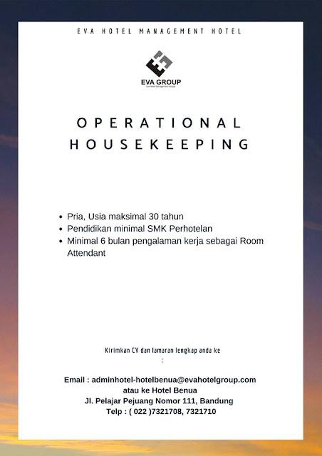 Loker Housekeeping EVA Group Hotel