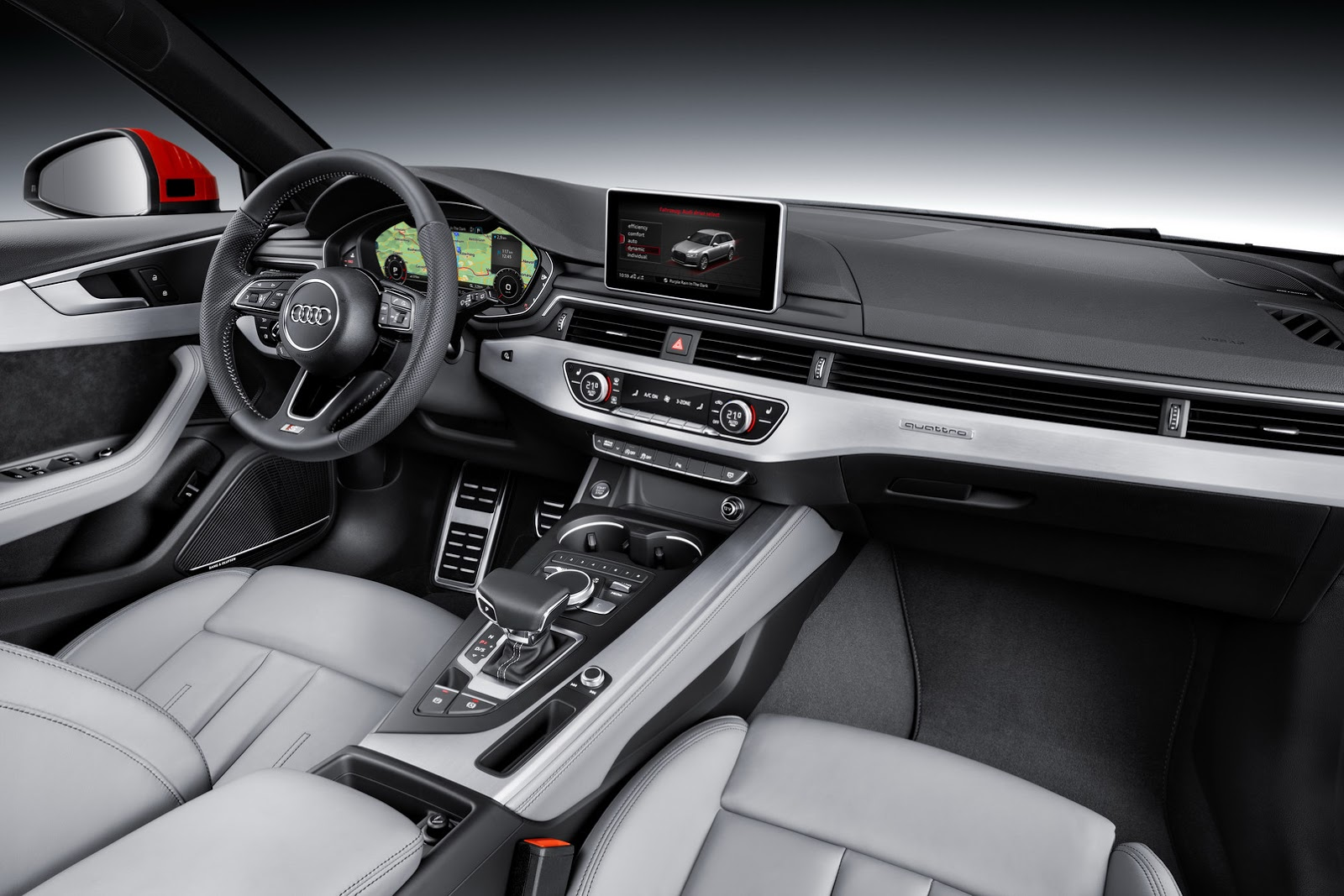 2017 Audi A4 Coming To Detroit Priced From 37 300 Carscoops