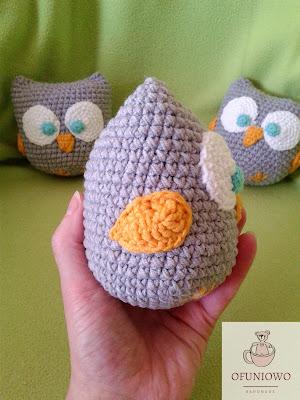 3 Owls - Ofuniowo Handmade