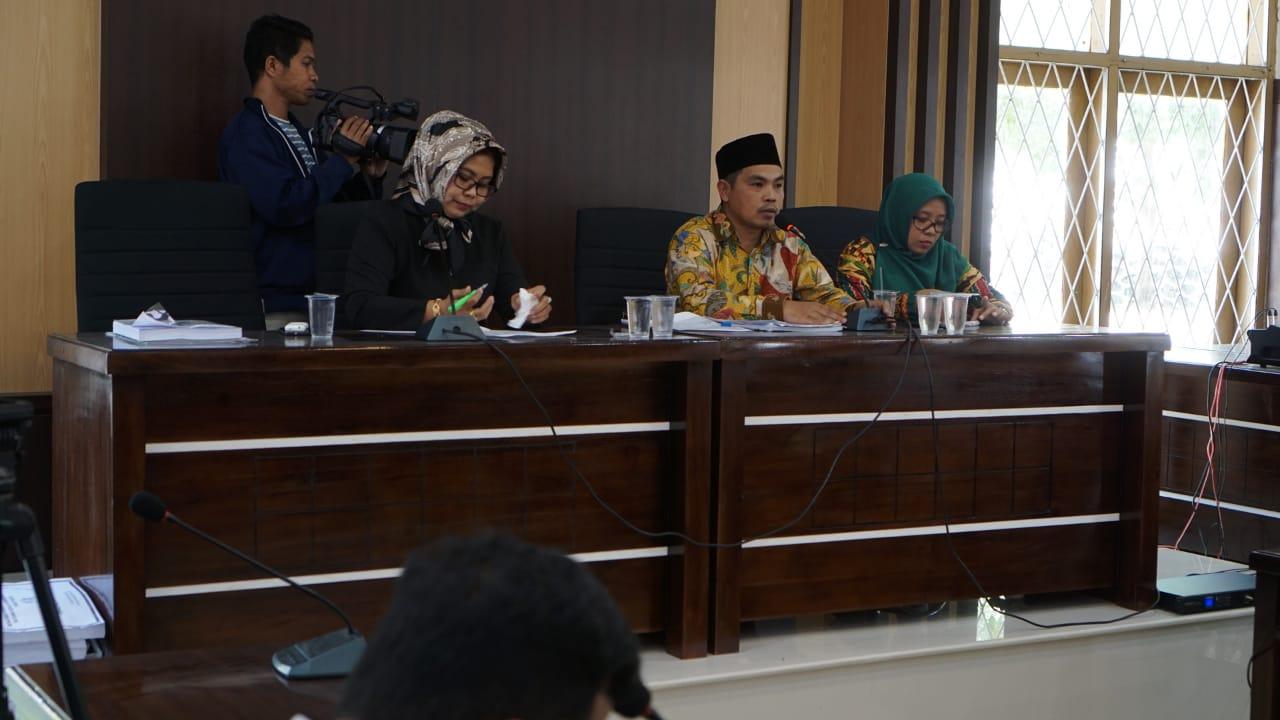 Sampaikan Aspirasi, AMIWB Minta KPU Menetapkan Arifuddin Sebagai Anggota DPRD Wajo