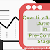 Quantity Surveyor Duties in Pre-Contract Stage