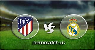 مشاهدة مباراة ريال مدريد واتليتكو مدريد بث مباشر اليوم 01-02-2020 في الدوري الاسباني