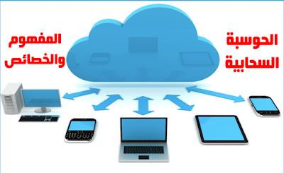 الحوسبة السحابية (Cloud Computing)