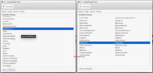 macbuntu themes