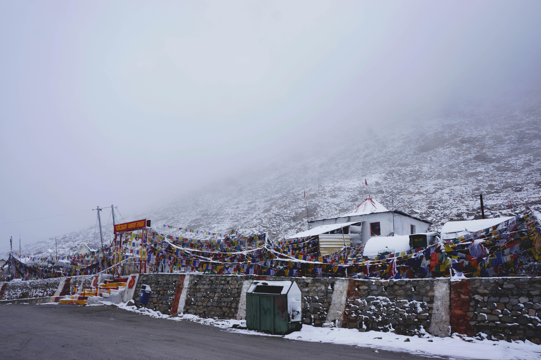 Changla Baba Temple is named after the Sadhu Changla Baba.