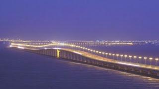 Jembatan Penghubung Arab Saudi-Bahrain
