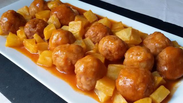 6 recetas de alb ndigas caseras a cocinear recetas - Albondigas tradicionales ...