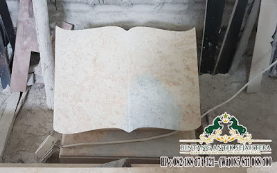 Batu Nisan Kuburan, Jasa Pembuatan Batu Nisan Marmer, Model Batu Nisan Kuburan Kristen