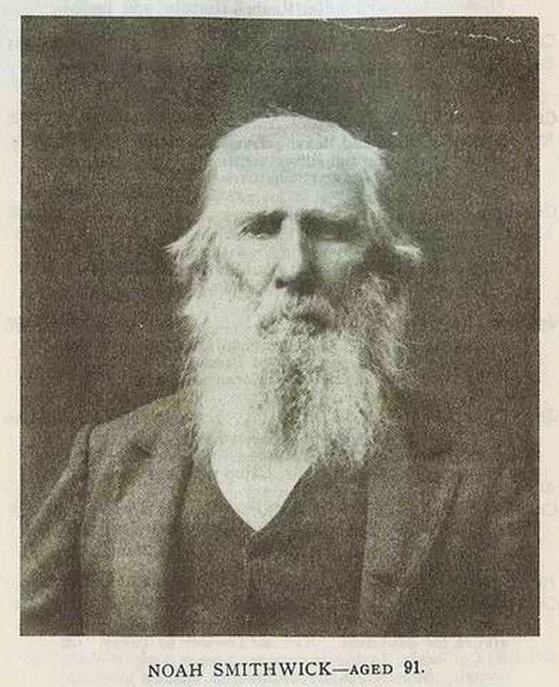 Noah Smithwick
