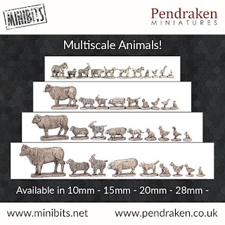 The Pendraken Zoo
