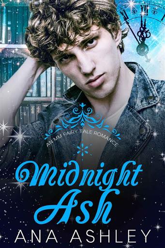 Midnight Ash   An MM Fairy Tale Romance #1   Ana Ashley