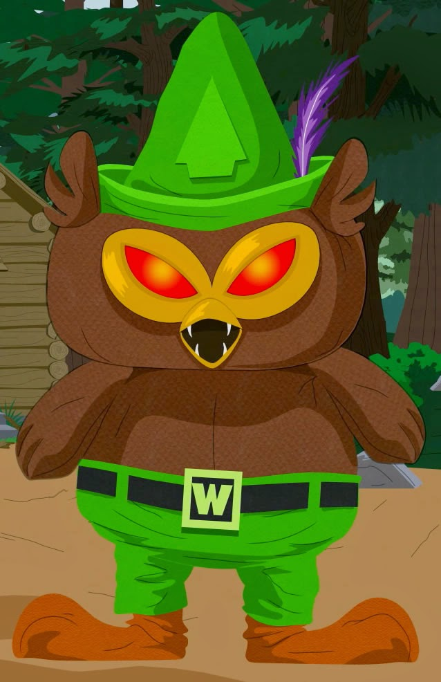 Woodsy Owl All About Owl