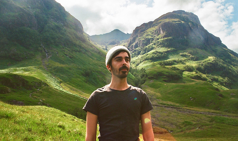 """Will Samson explores bodies of emotions on """"Ochre Alps"""" from the """"Paralanguage"""" Album"""